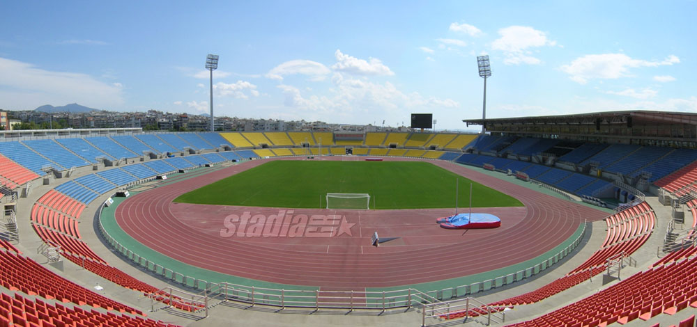 Kaftanzoglio National Stadium of Thessaloniki