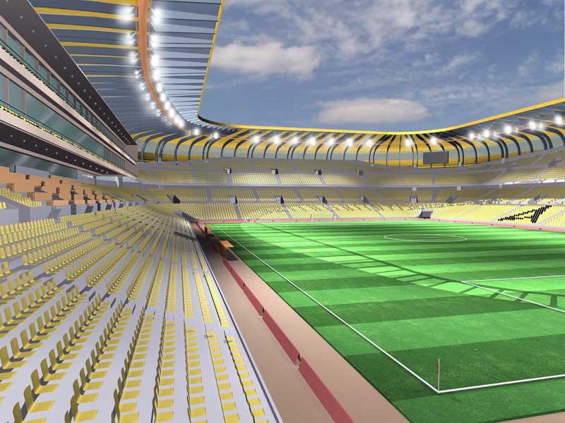 Aek new stadium
